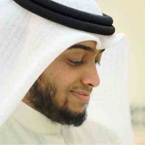 Reciter Ahmad Alnufais