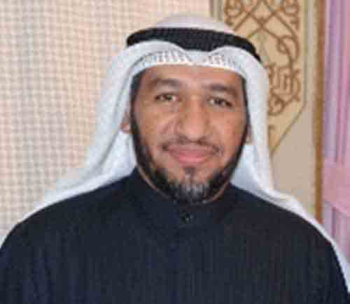 Reciter Jazza Al-Suwaileh