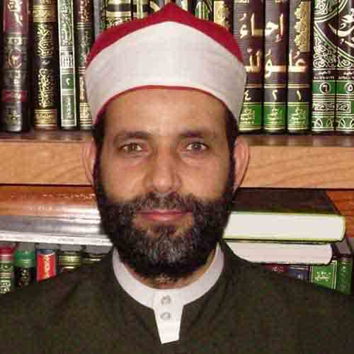 Reciter Hasan Mohamed Saleh