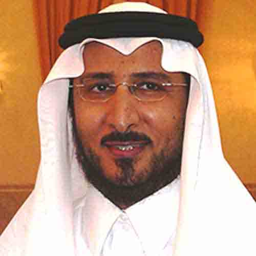 Reciter Khaled Al-Qahtani