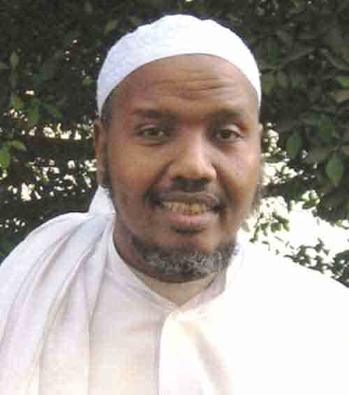 Reciter Abdulrasheed Soufi