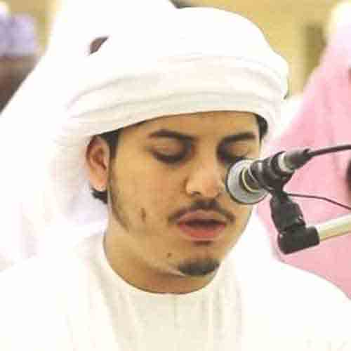 Reciter Hazza Albalushi