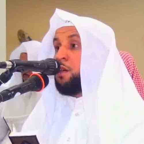 Reciter Yousef As-saeed